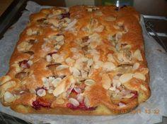 Heerlijke pruimencake. Dit recept gebruikt voor mijn eigen pruimencake, maar dan met gele pruimen.