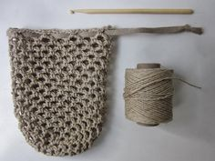 Tales of the Nightingale shares a tutorial for crocheting this scrubby soap holder. She suggests that it makes a nice pressie for friends. Nice!