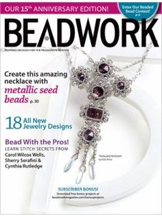 Beadwork December 2011/ January 2012 | InterweaveStore.com