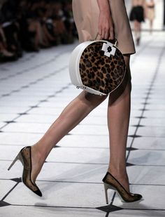 Jason Wu - MBFW NEW YORK #Tendencias #Fashion #Moda #AnimalPrint #Leopardo #Plumetti