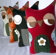 Owl stuffy #ideas