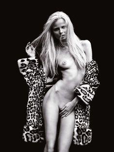 Supermodel nude blog