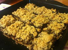 My Food Infatuation: Date Squares