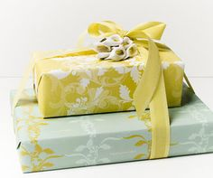 Wedding Wednesday: Giving Great Gifts