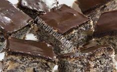 Susedkina rychlovka: Skvelý makový koláč s čokoládovou polevou - Recepty od babky Healthy Cookies, Food And Drink, Recipes, Kitchens, Healthy Biscuits, Ripped Recipes, Cooking Recipes