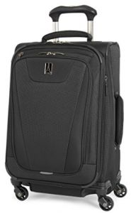 TravelPro brings innovation and style to this smart Maxlite 4 Carry On Spinner Suitcase. It features an expandable and lightweight honeycomb frame system, 4 spinner wheels, plus an airline-grade aluminum handle that maximizes comfort and control. Lightweight Carry On Luggage, Best Carry On Luggage, Luggage Sets, Hand Luggage, Travel Luggage, Travel Bag, Uniqlo Women Outfit, Yeezy Outfit