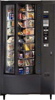 breakfast vending machine