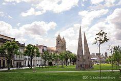 Avenida Central, Braga.