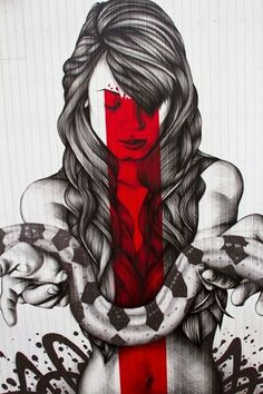 The Serpenteens - Wall mural in Minneapolis, USA by Irish artist Fin Dac & Angelina Christina 5