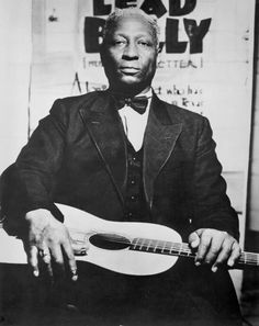 10 Early Artists Who Defined the Blues: Leadbelly (1888-1949)