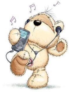 Musical Fizzy Moon Bear