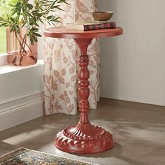 Accent Furniture - Update any room with this charming accent table that's sure to attract attention. Come Home to Comfortable Living Through the Country Door! Furniture Update, Accent Furniture, Candlesticks, Repurposed, Candle Holders, New Homes, Metal, Wood, Fair Lady