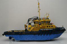 Lego TugBoat