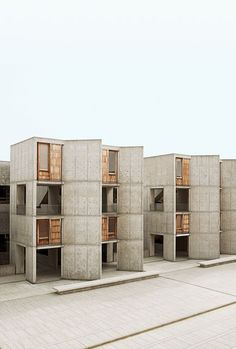 The next time you're in San Diego, head down to the Salk Institute for Biological Studies.