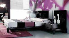 10 Glamorous and Seductive Purple Bedrooms   Decorating Room