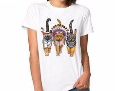 Indian Cat Tribe Shirt