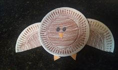 paper plate owl in flight craft http://www.kolcraft.com/blog/wp-content/uploads/owl1-1024x612.jpg