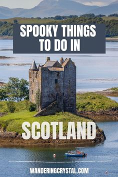 Spooky Places, Haunted Places, Abandoned Places, Haunted Castles, Moving To Scotland, Places In Scotland, Scotland Travel, Edinburgh Castle, Edinburgh Scotland