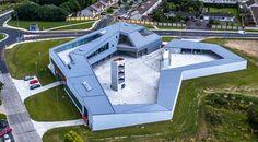 Galería de Estación de bomberos Waterford / Mccullough Mulvin Architects - 12