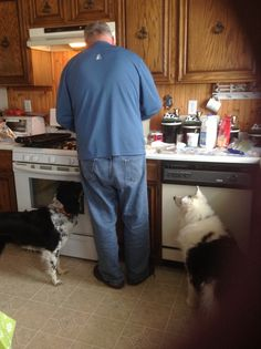 Dad'scooking