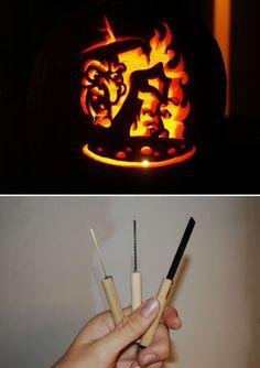 Top 10 DIY Pumpkin Carving Patterns