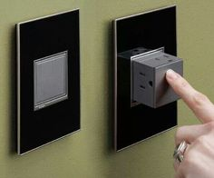I want this, a pop out outlet!