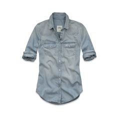 North Jetty Denim Shirt