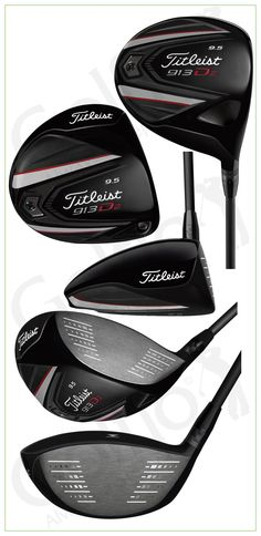 Titleist 913 D2 Driver The 12 degree with 50g shaft