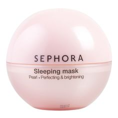 Sephora Collection Sleeping Mask Pearl Tears -- Learn more by visiting the image link. Sleep Mask, Clear Skin, Face And Body, Sephora, Pearls, Beauty, Image Link, Collection, Beads