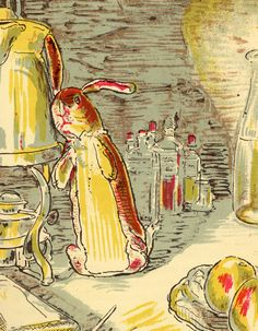 my vintage book collection (in blog form).: In the shop.... The Velveteen Rabbit - illustrated by William Nicholson
