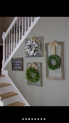 Farmhouse wreath Gallery Wall Decor Rustic Decor Fixer Upper Decor Wreath in frame Cottage wreath Eucalyptus Wreath Cotton Wreath Wall Decor Living Room decor farmhouse Fixer Gallery Rustic Wall Wreath Farmhouse Wall Decor, Rustic Wall Decor, Room Wall Decor, Country Decor, Farmhouse Style, Stair Wall Decor, Country Farmhouse, Modern Farmhouse, Rustic Frames