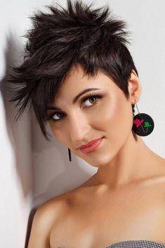 Modern short hairstyles men and women hairstyles - Short Hair