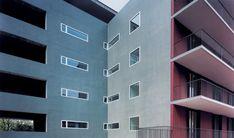 Kommunales Wohnhaus, Basel