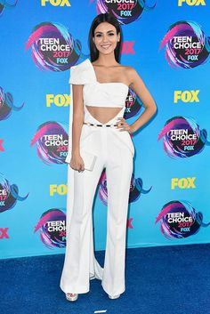 White Hot: Best Dressed at 2017 Teen Choice Awards