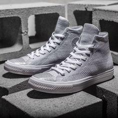 Converse Chuck Taylor All Star x Nike Flyknit (Wolf Grey) – Sneaker Freaker e9fcc73f1