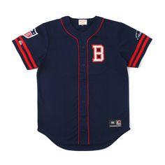 BILLIONAIRE BOYS CLUB MAJESTIC OFFICIAL ON-FIELD REPLICA JERSEY 15SPRING