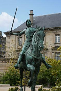 Reims St Joan of Arc