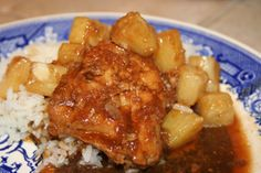 #30DOC Day 7: Chinatown Chicken Simmer