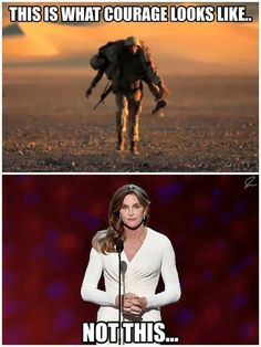 Thank you Catylin Jenner should have won an award for inspiring others not a courageous award the true hero's are the ones who deserve a courageous award