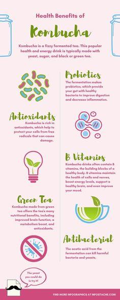 Stress And Health, Health And Nutrition, Health Tips, Health And Wellness, Gut Health, Kombucha Scoby, Kombucha Flavors, Healthy Juices, Healthy Drinks
