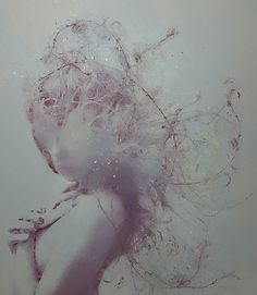 Leslie Ann O'Dell - Sublimation  bewildering beautiful frost