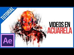Acuarelas en Vídeo || After Effects Tutorial - YouTube