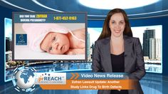 Zofran Lawsuit Update: Another Study Links Drug To Birth Defects  http://www.prreach.com/?p=21907