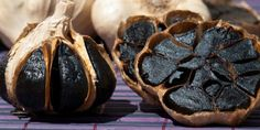 Black garlic is obtained from the thermal processing of fresh garlic, which is kept at a temperature of between 60 and with a humidity of between Black Garlic, Fresh Garlic