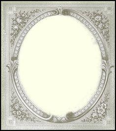 Vintage Sage Frame
