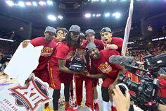Big 12 Champs Isu Basketball, Iowa State Basketball, Iowa State Cyclones, Champs, Big, Awesome, Sports, Hs Sports, Sport