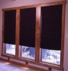 6 Shades Window Blind Blinds Black Out Blackout Pleated Inch Room Panel Blinds For Windows, Curtains With Blinds, Blackout Curtains, Window Blinds, Window Coverings, Window Treatments, Blackout Shades, Best Home Theater, Shades Blinds