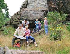 Bad Harzburg - Wandern rund um den Brocken