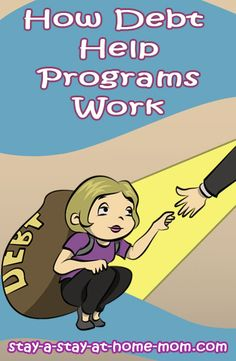 http://www.stay-a-stay-at-home-mom.com/debt-help-programs.html How debt consolidation works