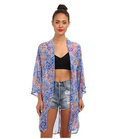 Brigitte Bailey Easy Breasy Kimono; I want one!